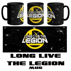 Long Live the Legion Mugs