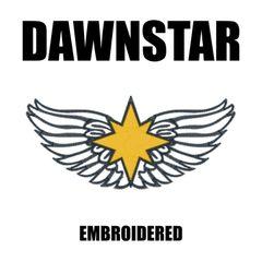 DAWN STAR Embroidered shirts