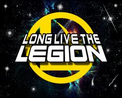 Long Live the Legion Poster
