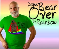 Some Bear over the Rainbow