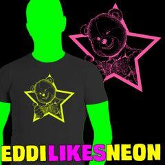 EDDIE LIKES...neon
