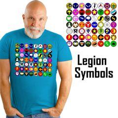 Legion Symbols Shirt