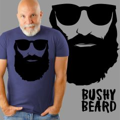 Bushy Beard (Anniversary shirt)