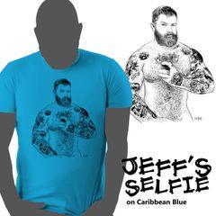 JEFF'S SELFIE SHIRT