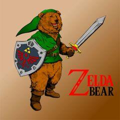 ZELDA BEAR