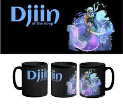 Djinn of the deep Mug