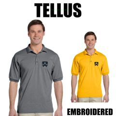 TELLUS Embroidered shirts