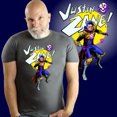JUSTiN ZANE official shirt
