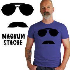 MAGNUM Stache shirt