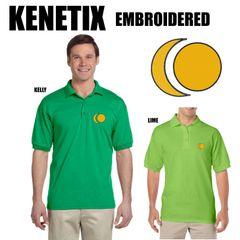 Kenetix Embroidered shirts
