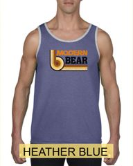 Super Stripes - Modern Bear Ringer TANK TOP