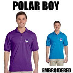 POLAR BOY Embroidered shirts