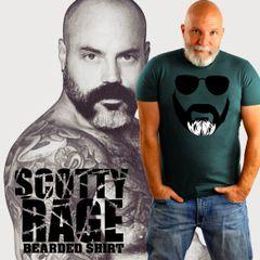 RAGE Bearded shirt