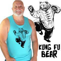Kung Fu Bear