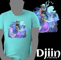 MERMAN: DJIIN of the deep