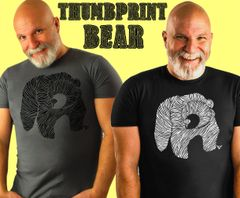 THUMBPRINT BEAR