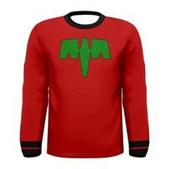 ULTRABOY LONGSLEEVE Cosplay shirt