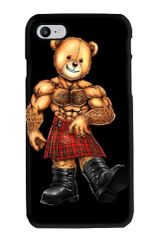 EDDI BEAR RED KILT Phone Case