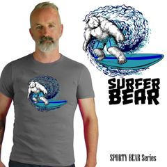 SURFER BEAR