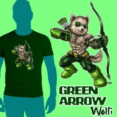 Green Arrow Wolfi