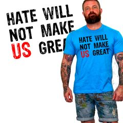 Hate not Great