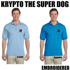 KRYPTO Embroidered Shirts