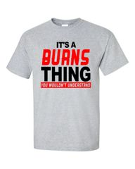 It's a Burns Thing
