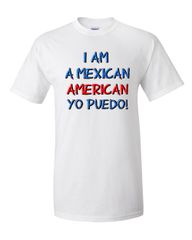 I Am A Mexican American