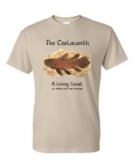 """The Coelacanth """"A Living Fossil"""""""