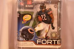 McFarlane NFL Series 30 Matt Forte Chicago Bears
