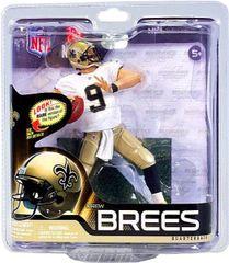 McFarlane NFL Series 31 Drew Brees New Orleans Saints