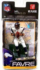 McFarlane NFL Series 23 Brett Favre Minnesota Vikings Variant
