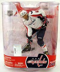 McFarlane NHL Series 17 Alexander Ovechkin Washington Capitals