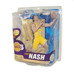 McFarlane NBA Series 22 Steve Nash Los Angeles Lakers