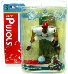 McFarlane MLB Series 19 Albert Pujols St Louis Cardinals OPENER