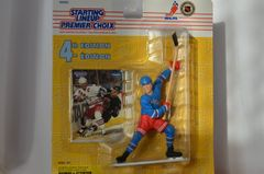 Starting Lineup Mark Messier New York Rangers
