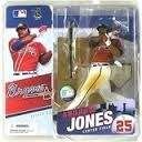 McFarlane MLB Series 15 Andruw Jones Atlanta Braves