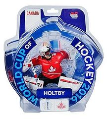 Imports Dragon NHL 2016 World Cup of Hockey Braden Holtby ( Canada )