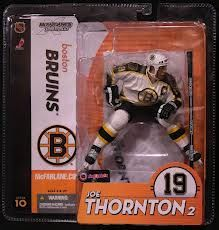 McFarlane NHL Series 10 Joe Thornton Boston Bruins