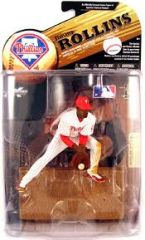 McFarlane MLB Series 24 Jimmy Rollins Philadelphia Phillies