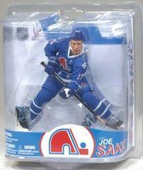 McFarlane NHL Series 17 Joe Sakic Quebec Nordiques