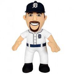 """Bleacher Creatures MLB 10"""" Plush Detroit Tigers Gen. 1 Justin Verlander"""