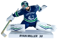 "Imports Dragon Ryan Miller Vancouver Canucks 6"" Figure"