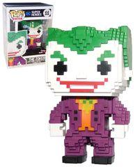 Funko Pop! 8-Bit DC Super Heroes - The Joker #11