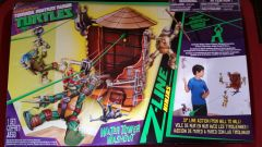 Nickelodeon TMNT Water Tower Washout Set