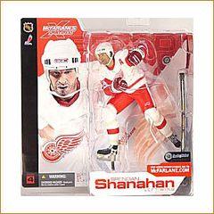 McFarlane NHL Series 4 Brendan Shanahan New Jersey Devils