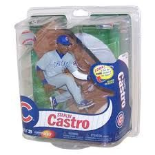 McFarlane MLB Series 29 Starlin Castro Chicago Cubs Variant