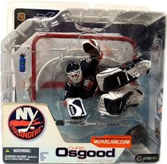 McFarlane NHL Series 3 Chris Osgood NY Islanders