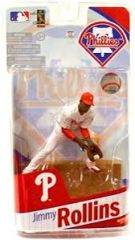 McFarlane MLB 2010 Elite Teams Jimmy Rollins Philadelphia Phillies