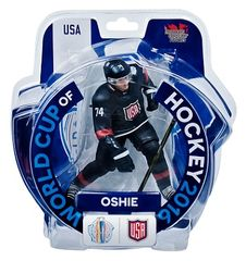 Imports Dragon NHL 2016 World Cup of Hockey T.J. Oshie ( USA )